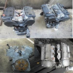 Двигатель  6G72, 6G74,  4M41 Mitsubishi Montero Sport