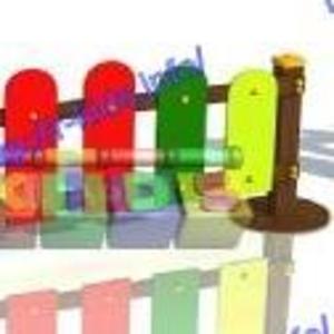 R-KIDS: Детские ограждения для игровой зоны KIO-013