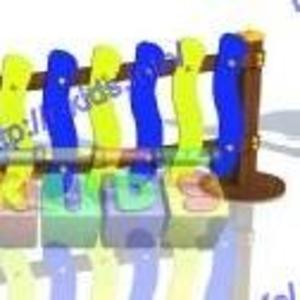 R-KIDS: Детские ограждения для игровой зоны KIO-014