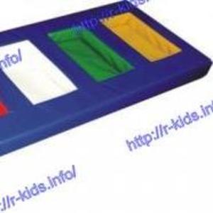 R-KIDS: Развивающий детский мягкий игровой модуль KMI-105