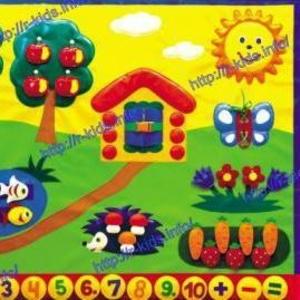 R-KIDS: Развивающий детский мягкий игровой модуль KMI-106