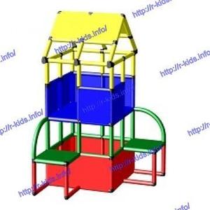 R-KIDS: Детский игровой комплекс KDK-020