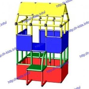 R-KIDS: Детская игровая площадка для дачи KDK-021