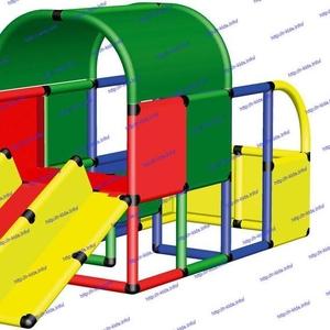 R-KIDS: Детская игровая площадка для дачи KDK-025
