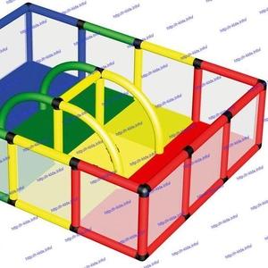 R-KIDS: Детская игровая площадка для дачи KDK-026