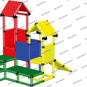 R-KIDS: Детская игровая площадка для дачи KDK-028