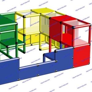 R-KIDS: Детская игровая площадка для дачи KDK-029