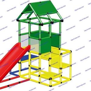 R-KIDS: Детская игровая площадка для дачи KDK-030