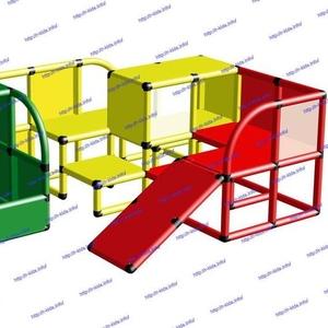 R-KIDS: Детский игровой комплекс для детей KDK-031