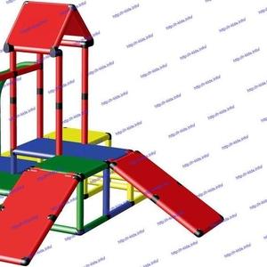 R-KIDS: Детский игровой комплекс для детей KDK-033