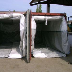 Контейнерный вкладыш лайнер бег в Павлодаре
