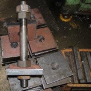 Фундаментные болты анкера с анкерной плитой