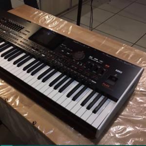 Korg Pa4X Professional 61-Key Arranger Keyboard