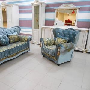 диваны и кресла от производства.