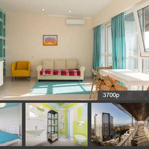 Сдача квартир,  комнат,  апартаментов в г. Сочи
