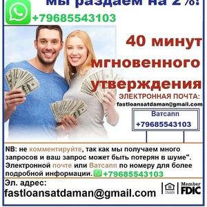 Бизнес-кредиты по всему Казахстану