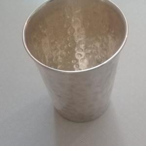 Серебряные стаканчики  200 мл