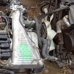 Mitsubishi  6G72  двигатель контрактный