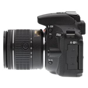 Фотоаппарат Nikon D5600 Kit,  18-140mm,  VR,  Black