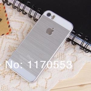 Алюминиевые чехлы  для Iphone 5 5G 5S с логотип Apple