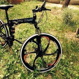 VIP велосипеды BMW  с пневмой!