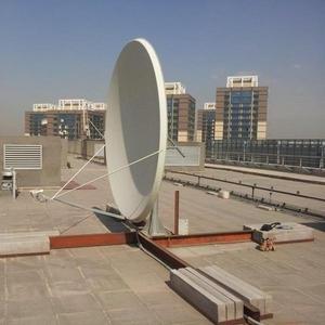 Установка спутникового телевидения. Настройка спутниковых антенн.