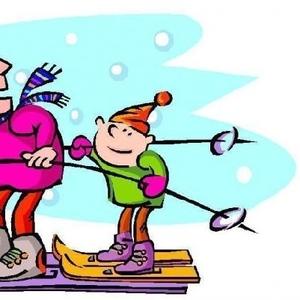 Детский лыжный лагерь  RAINBOW!
