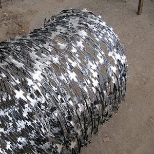 Егоза - спиральный барьер безопасности со склада в Екатеринбурге