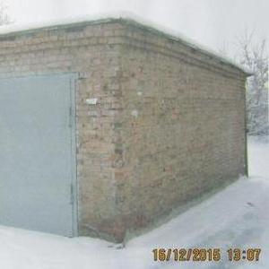 Продается кирпичный охраняемый  гараж
