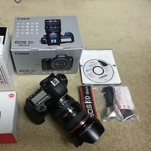 Canon EOS 5D Mark II, III & Canon EOS 7D & Canon EOS 6D cameras