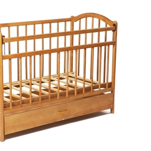 Настоящие деревянные кроватки