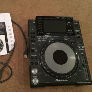 For Sale Pioneer CDJ 2000 NEXUS /  CDJ-900 + DJM-900 Nexus