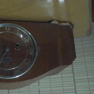 Продам настольные часы с боем Орловского часового завода. СССР