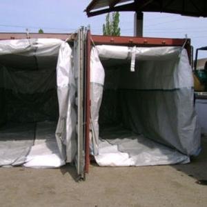 Вкладыш из полипропиленовой ткани - лайнер бэг в контейнер в Усть-Каме