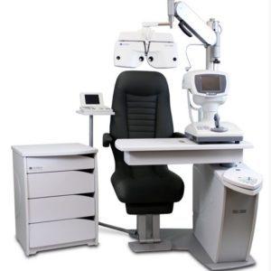 Рабочее место офтальмолога TRU-1000
