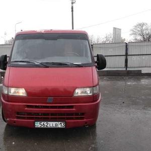 Продам автомобиль Ford Dukato,  дизель,  объем 2, 8,  выпуск 2001,  8 мест.