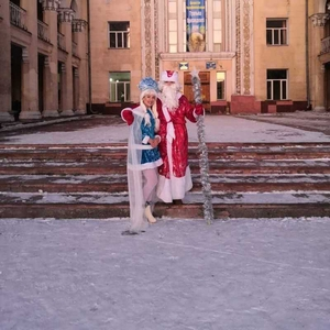 Дед мороз на новый год!